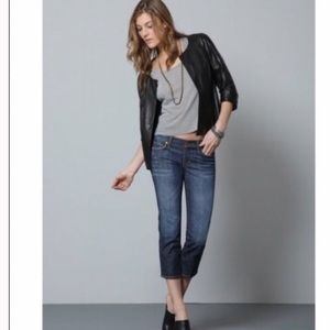Citizens of Humanity Kelly stretch crop jeans